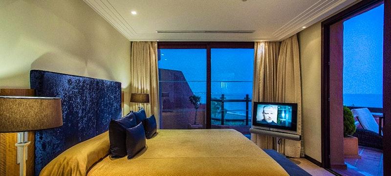 Presidential Bedroom at Kepinski Hotel Bahia, Costa Del Sol