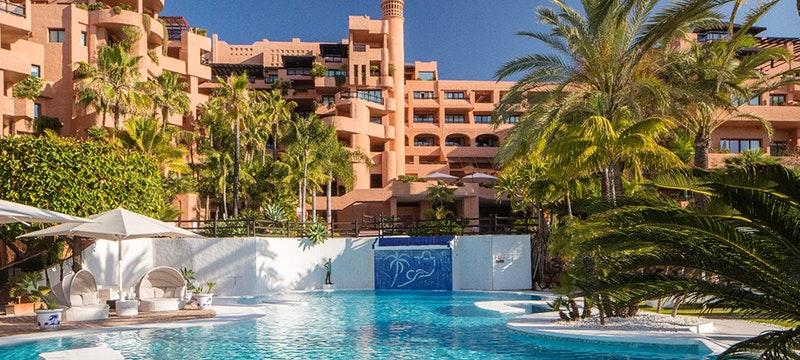 Overview at Kempinski Hotel Bahia, Costa Del Sol