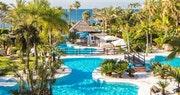 Pool Area at Kempinski Hotel Bahia, Costa Del Sol