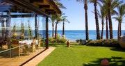 Diningt Room Exterior at Kempinski Hotel Bahia, Costa Del Sol