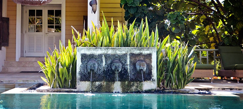 Spa, Little Good Harbour, Barbados