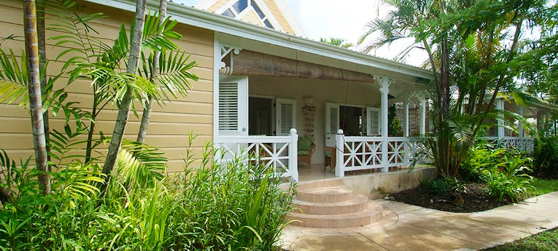 Two Bed Garden Suite Little Good Harbour, Barbados