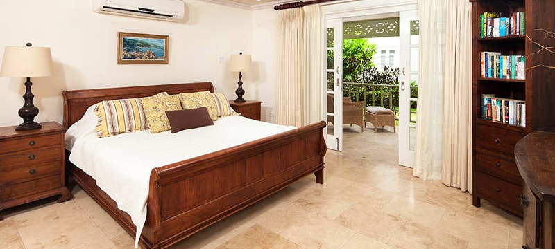 Three bed Vineyard Garden Suite at Little Good Harbour, Barbados