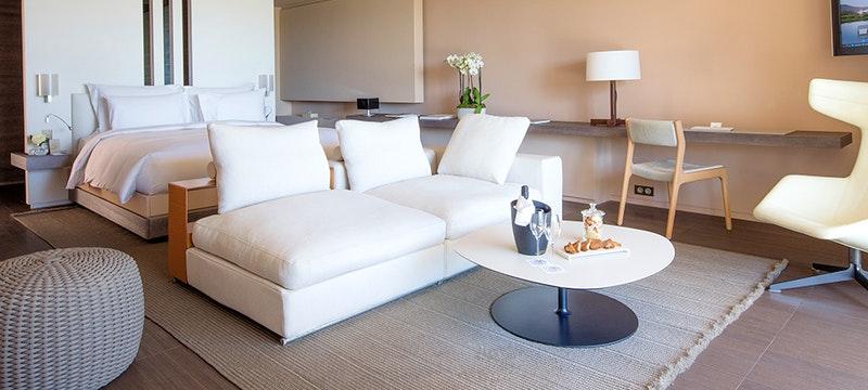 Junior Suite at La Reserve Ramatuelle, Riviera