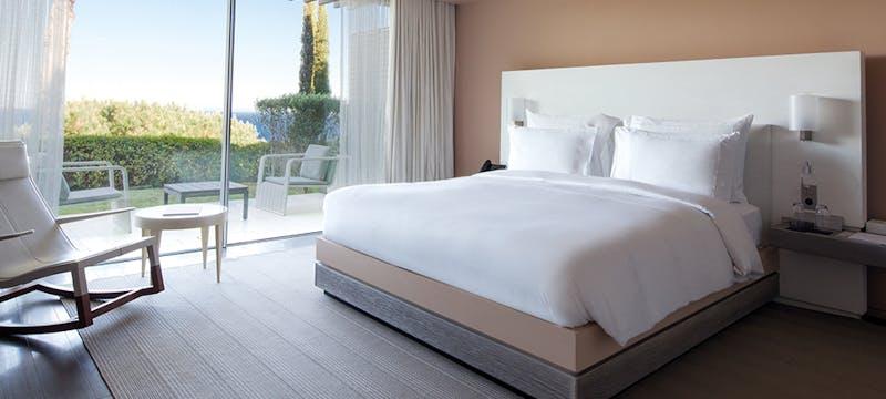 Deluxe Room at La Reserve Ramatuelle, Riviera