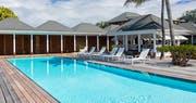 Spa Pool at Le Guanahani, St Barths