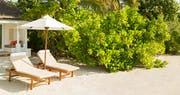 Beach Villa at LUX* South Ari Atoll