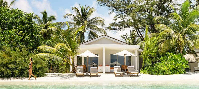 Lagoon Pavilion at LUX* South Ari Atoll