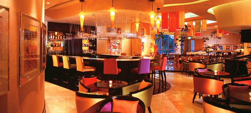 Bar Area at Mandarin Oriental Kuala Lumpur