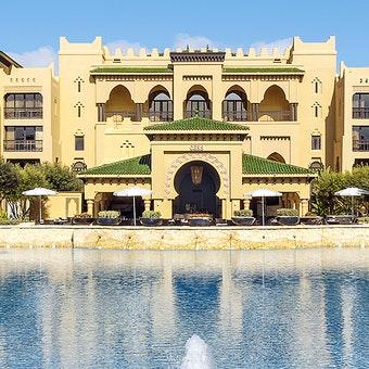 Mazagan Beach Resort, El Jadida, Morocco