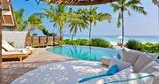 Beach Pool Villa View at Milaidhoo, Maldives