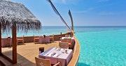Batheli Restaurant at Milaidhoo, Maldives