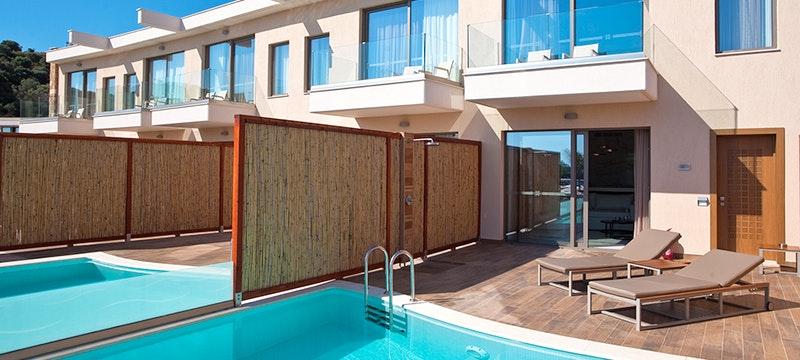 Pool Area at Miraggio Thermal Spa, Halkidiki