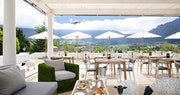 Miko Restaurant Terrace at Mont Rochelle