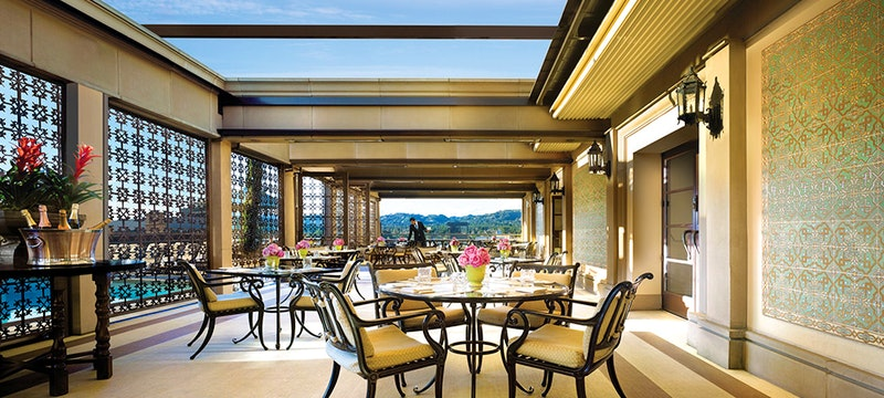 The Grill at Montage Beverly Hills