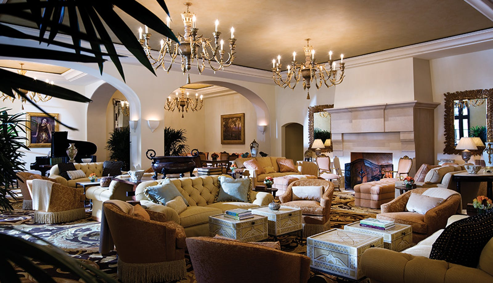 Lobby Lounge at Montage Beverly Hills, Los Angeles