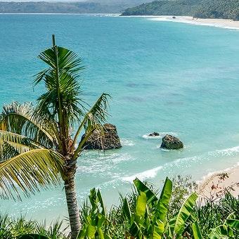 Beach at Nihi Sumba Island