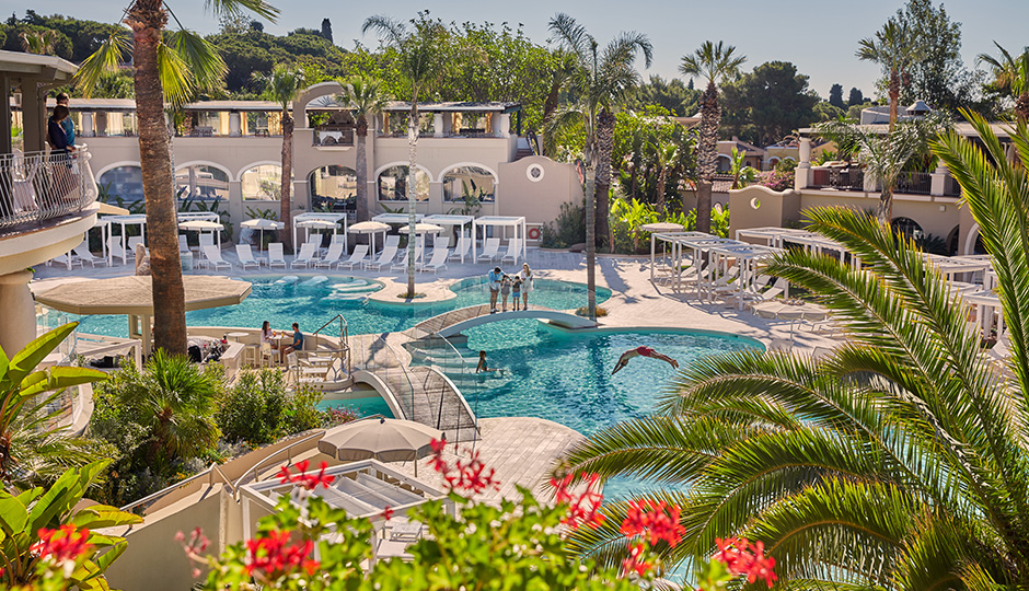 Oasis Pool at Forte Village