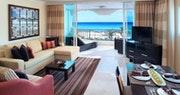 Ocean view lounge at Ocean Two, Barbados