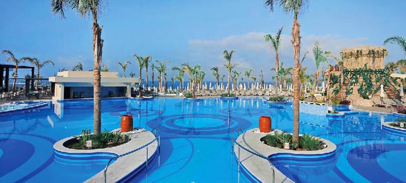 Pool at Olympic Lagoon Resort, Paphos