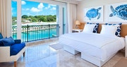 Ocean View bedroom at Port Ferdinand Marina and Luxury Residences, Barbados