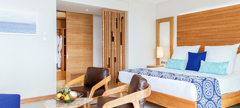 Bedroom at Paradis Beachcomber Golf Resort & Spa
