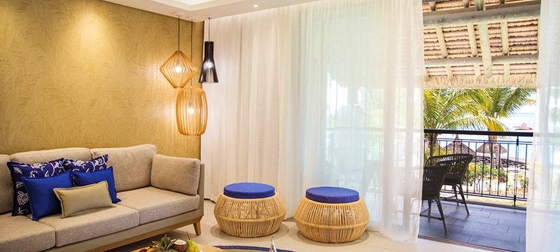 Interior at Paradis Beachcomber Golf Resort & Spa