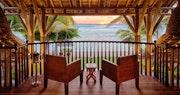 Sea Veiw at Paradis Beachcomber Golf Resort & Spa