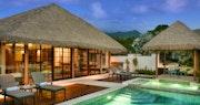 Villa Exterior at Paradise Beach, Nevis