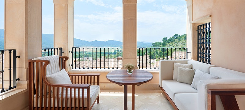 Twin Terrace at Park Hyatt Mallorca