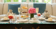 Afternoon Tea at the Living Room