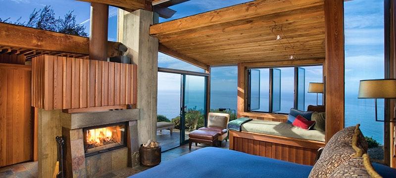 Room at Post Ranch Inn
