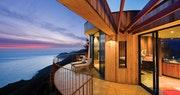 Balcony at Post Ranch Inn