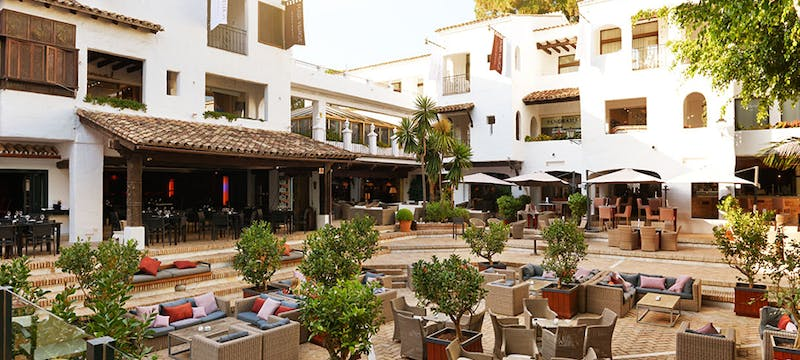 The Plaza Village at Puente Romano Beach Resort and Spa, Marbella