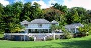 Exterior of Round Hill Villas, Jamaica