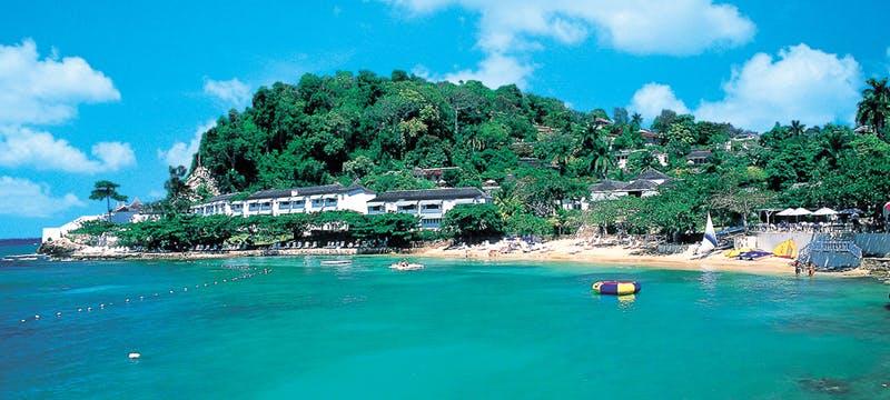 Shoreline at Round Hill, Jamaica