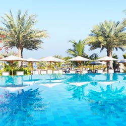 Shorooq Pools at The Ritz Carlton Dubai