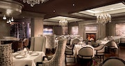 Inside Dining area at The Ritz Carlton Naples