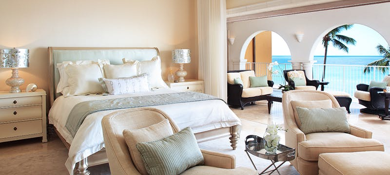 Master Bedroom at Saint Peters Bay, Barbados