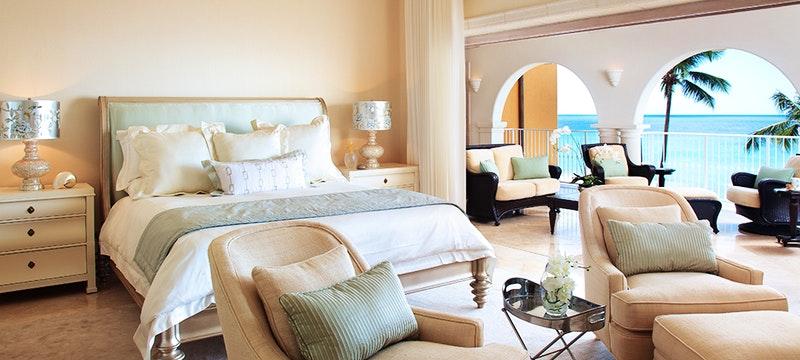 Master Bedroom at Saint Peters Bay, Barbados