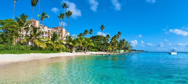 Exterior at Saint Peters Bay, Barbados