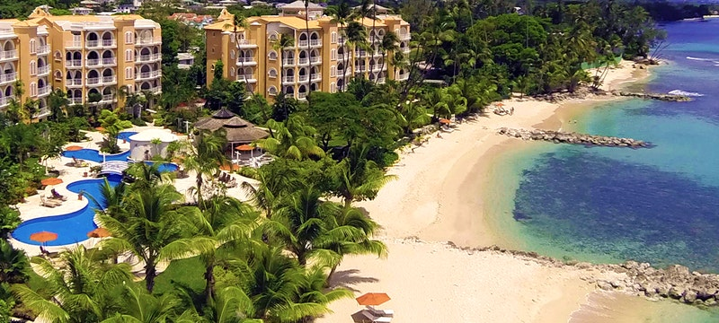 Exterior and Beach Saint Peters Bay, Barbados