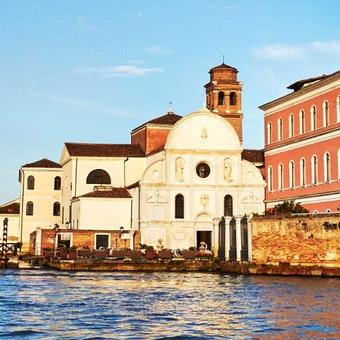 Exterior at San Clemente Palace Kempinski, Venice