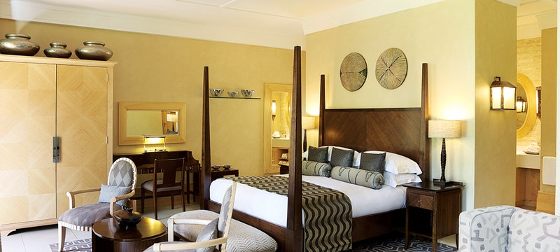 Suite at Saxon Boutique Hotel & Spa