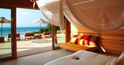 Villa Bedroom at Six Senses Con Dao