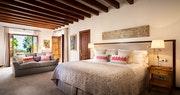 Bedroom at Sa Terra Villa  at Son Bunyola, Mallorca