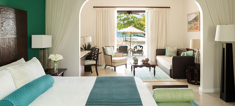 Bedroom at Spice Island Beach Resort, Grenada