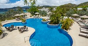 Pool Area at Spice Island Beach Resort, Grenada