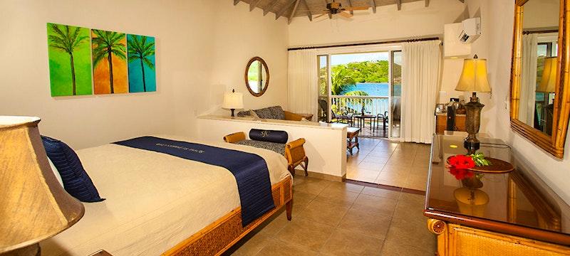 Royal Suite Interior at St James's Club & Villas, Antigua