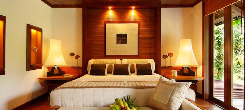 Bumbung Room at Tanjong Jara Resort